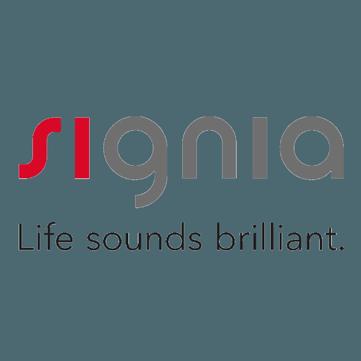 Signia Life Sounds Brilliant Logo